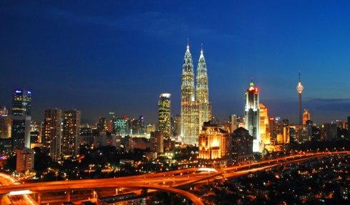 Kuala-Lumpur-skyline